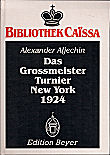 1924 - ALJECHIN / NEW YORK       LASKER