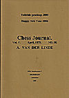 CHESS JOURNAL / 1873 vol 5, april, no 38