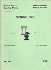 1971 - CHESS PLAYER / VENICE1. BROWNE, paper
