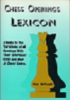 DeVAULT / CHESS OPENINGS