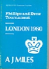 1980 - MILES / LONDON 