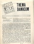 THEMA DANICUM / 1976 vol 1, compl., 
