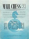 ICCA+MAIL CHESS / 1951-52 vol 5, no 1