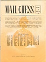 ICCA+MAIL CHESS / 1951-52 vol 5, no 2