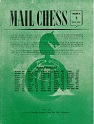 ICCA+MAIL CHESS / 1951-52 vol 5, no 3